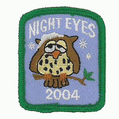 Night Eyes Patch