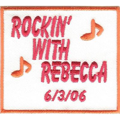 Rockin with Rebecca Patch