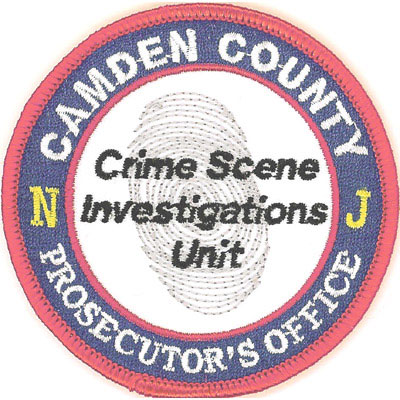 Camden County Prosecutors Office Patch