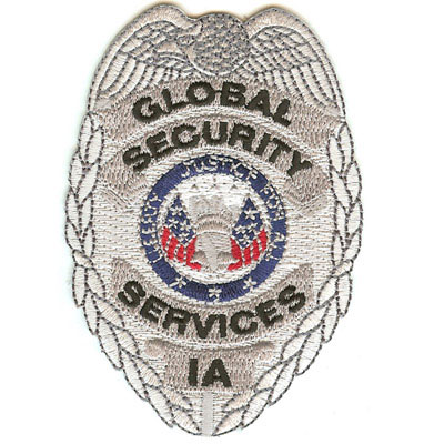 Global Security Services Patch