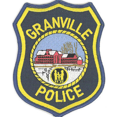 Granville Police Patch