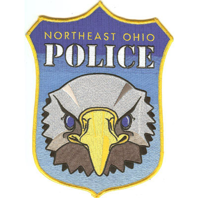 Northeast Ohio Police Patch