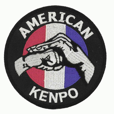 American Kenpo Patch