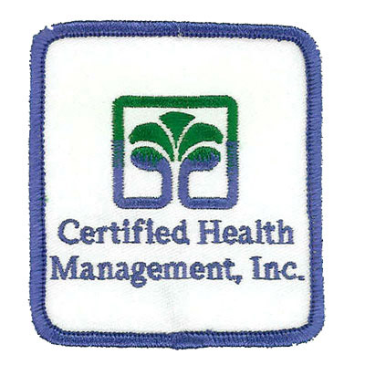 Certified Health Management Patch
