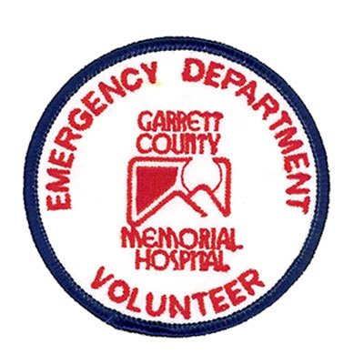 Garrett County Emergency Department Patch