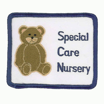 Special Care Nursery Patch
