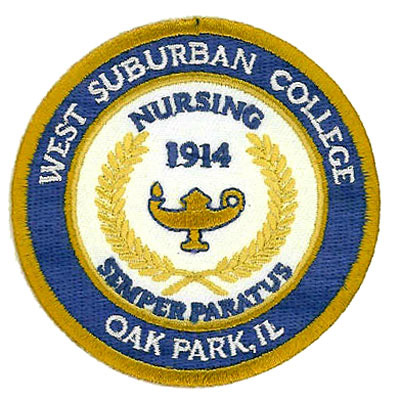 West Suburban College Patch