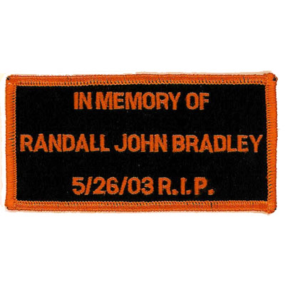 Randall Bradley Patch