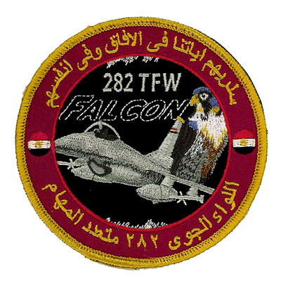 282 TFW Falcon Patch