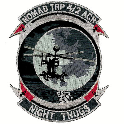 Nomad TRP 42 ACR Patch