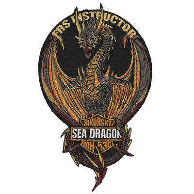 Sea Dragon Patch