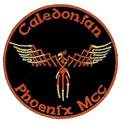 Caledonia Phoenix MCC Patch