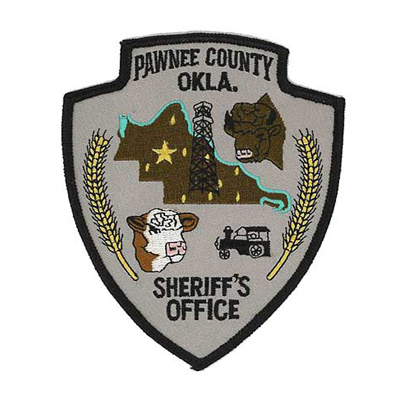 Pawnee County Sheriffs Office Patch