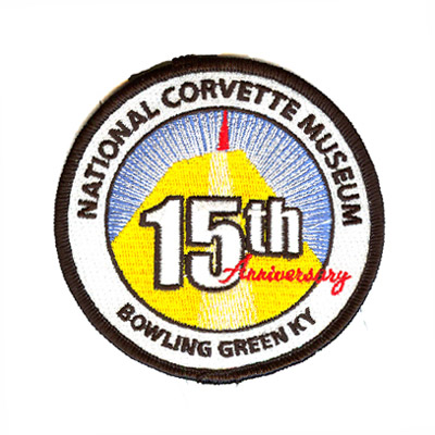 Corvette Museum Patch