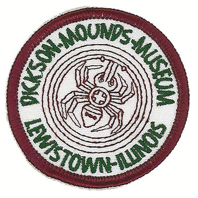 Dickson Mounds Museum Patch