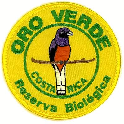 Oro Verde Reserva Biologica Patch