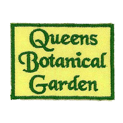 Queen Botanical Garden Patch