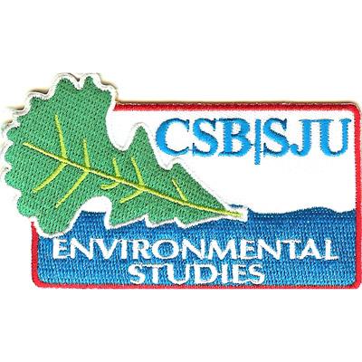 CSB SJU Environmental Studies Patch