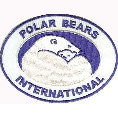 Polar Bears International Patch