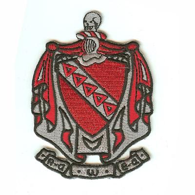 TKE Emblem Patch