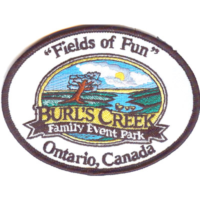 Burls Creek Family Event Park Patch
