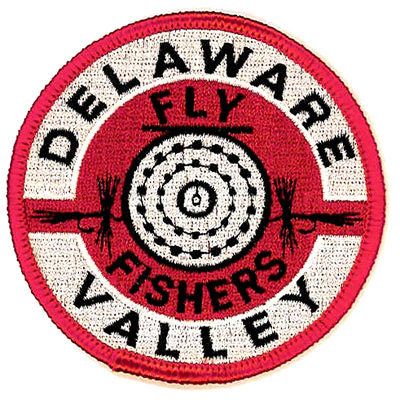 Delaware Valley Fly Fishers Patch