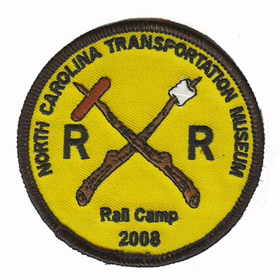 North Carolina Transportation Museum Patch