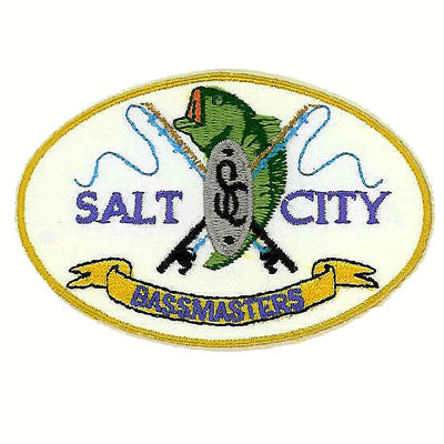 Salt City Bassmasters Patch