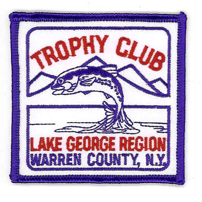 Trophy Club Lake George Region Patch