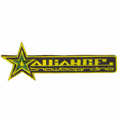 Alliance Snowboard Patch