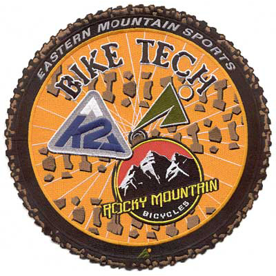 Bike Tech Bicycles of the Rocky Mountains Patch