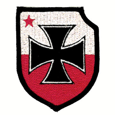 Paintball Team Patch