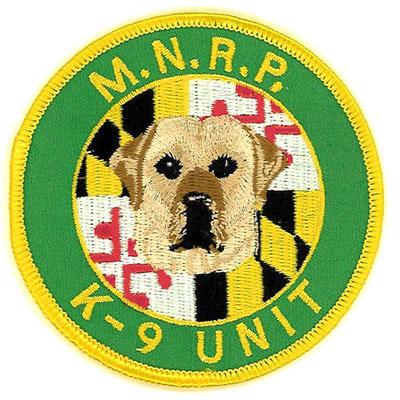 MNRP K-9 Unit Patch