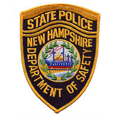 New Hampshire Department of Safety Patch