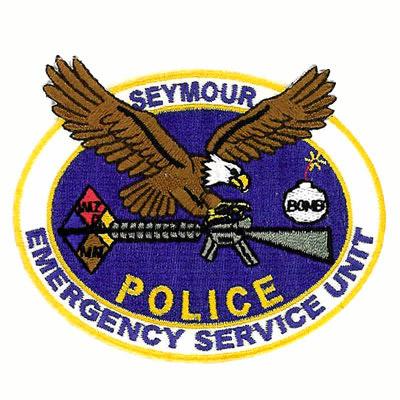 Seymour Emergency Service Unit Patch