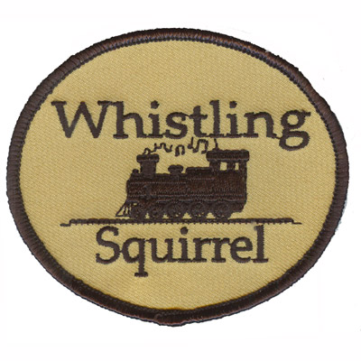Whistling Squirrel Patch