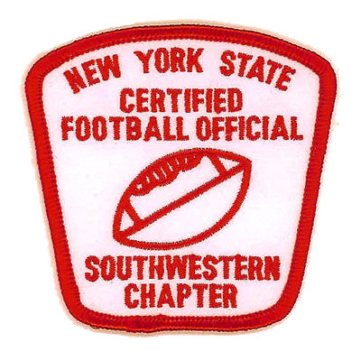 New York State Southwestern Chapter Patch