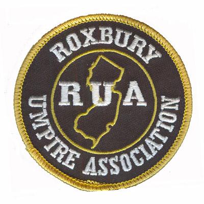 Roxbury Umpire Association Patch