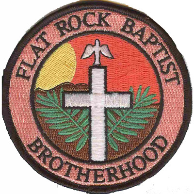 Embroidered Religious Patches