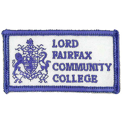 Lord Fairfax Community College Patch