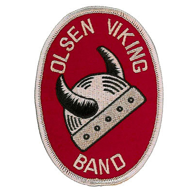 Olsen Viking Band Patch