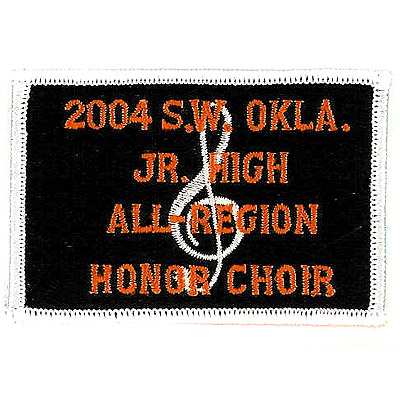 SW Okla Jr High Patch