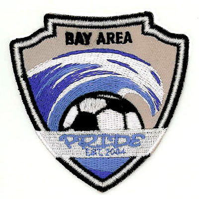 Bay Area Pride 2004 Patch