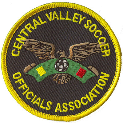 Central Valley Soccer Patch