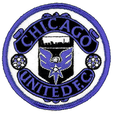 Chicago United FC Patch