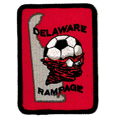 Delaware Rampage Patch