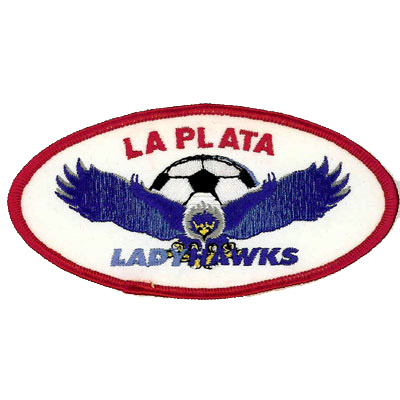 La Plata Ladyhawks Patch