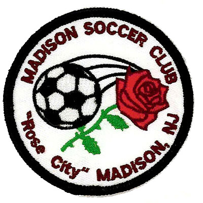 Madison Soccer Club Patch