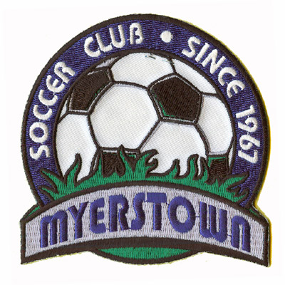 Myerstown Soccer Club Patch