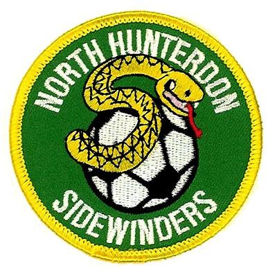 North Hunterdon Sidewinders Patch